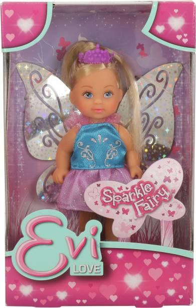 SIMBA EVI Sparkle Fairy Doll for kids girls