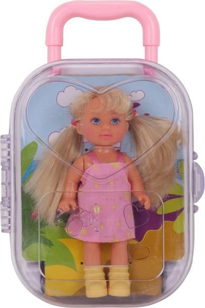 SIMBA Steffi Love EVI Trolley Doll