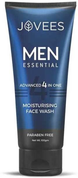 JOVEES Men Moisturising  Face Wash