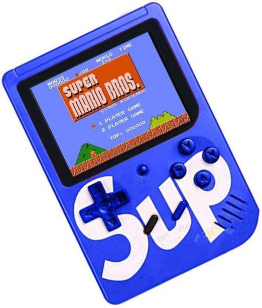 NICK JONES 1 Games Retro Game Box Console Handheld 8 GB 8 GB with MARIO