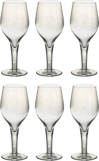 PR Prashant (Pack of 6) pr-200-ml-glass-269-po6 Glass Set