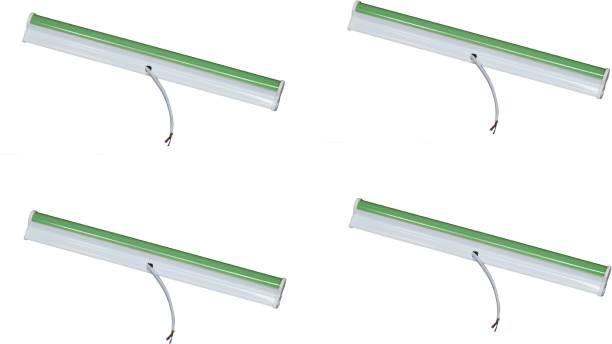 Happy Selling 5 Watt 1 foot Green LED Tublight T5 for Decoration(Pack of 4) Straight Linear LED Tube Light