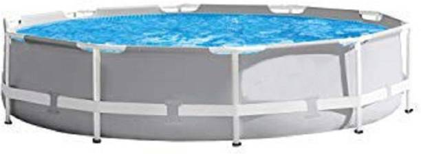 VW Prism Frame Above Ground Metal Frame Swimming Pool Free-standing Bathtub