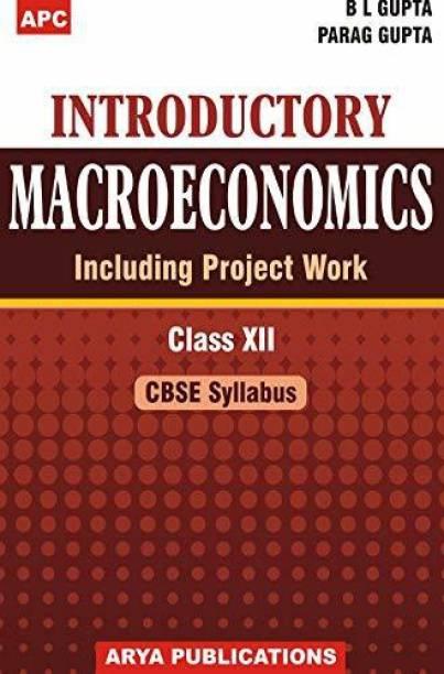 Introductory Macro Economics Class- XII