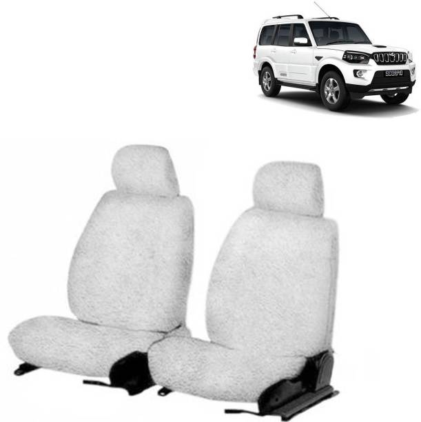 Vocado Front Cotton Car Seat Cover For Mahindra Scorpio