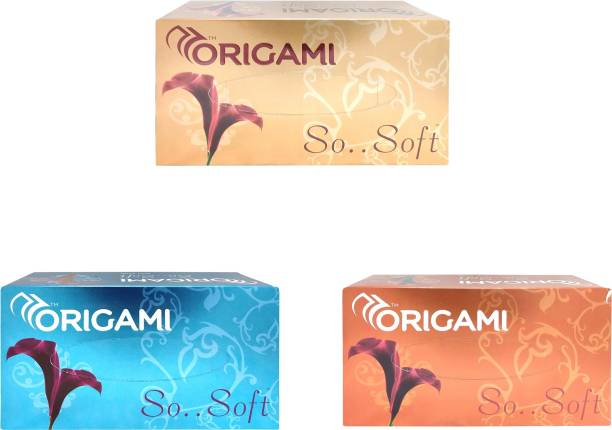 Origami So Soft Face Tissue 2 Ply