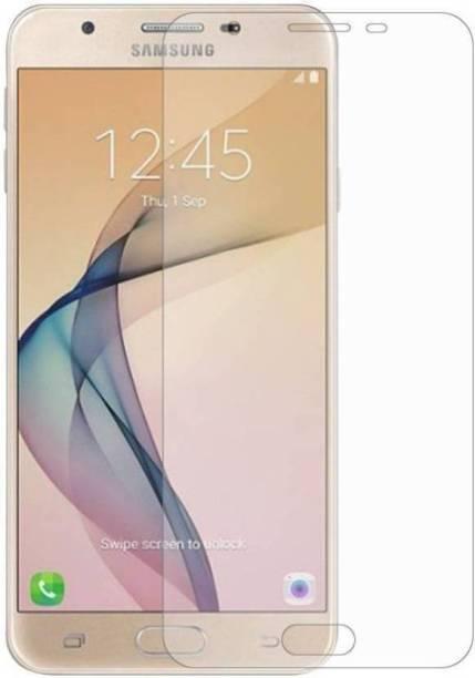 EASYBIZZ Tempered Glass Guard for Samsung Galaxy J7 Prime