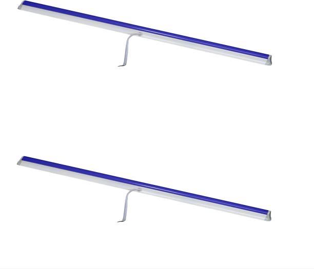 A-Mart 5 Watt 1 foot Blue LED Tube Light T5 for Decoration(Pack of 2) Straight Linear LED Tube Light