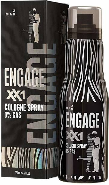 Engage Cologne XX1 Deodorant Spray  -  For Men