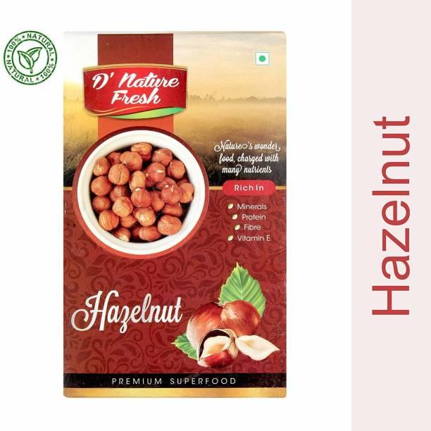 D NATURE FRESH Hazel Nuts Hazelnuts