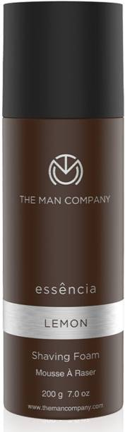 THE MAN COMPANY Shaving Foam - lemon