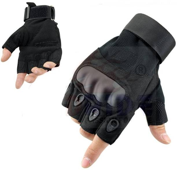 zaysoo Microfiber Full Palm Protection Cycling Gloves