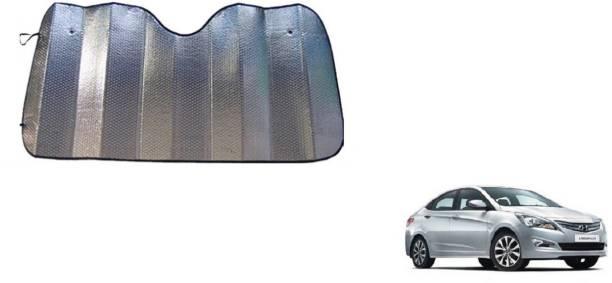 Auto Oprema Rear Window Sun Shade For Hyundai Fluidic Verna 4S