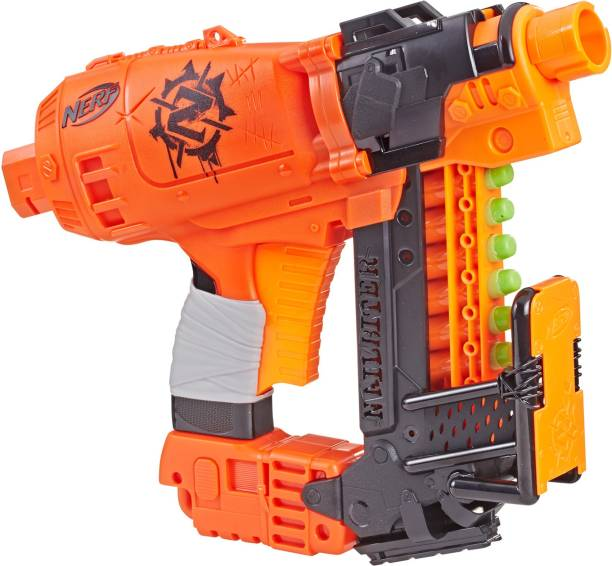 Nerf Nailbiter Zombie Strike Toy Blaster Guns & Darts