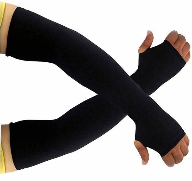 Autyle Nylon, Polyester Arm Sleeve For Men & Women