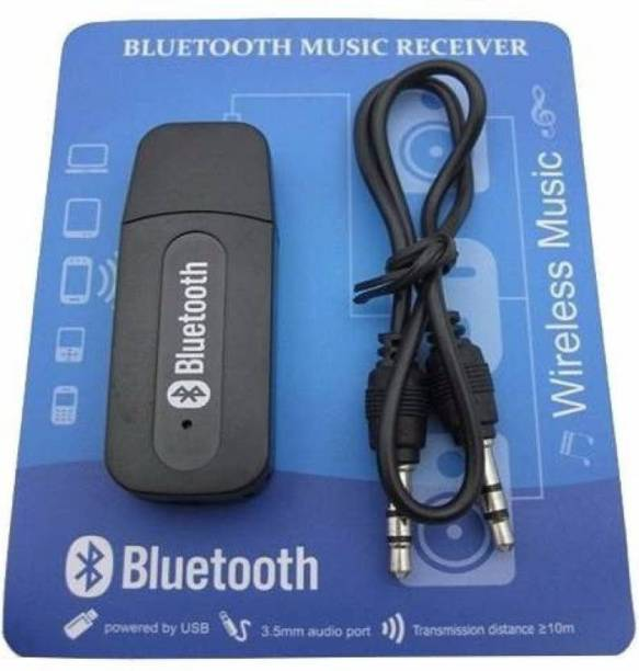 Blackbear v4.1 Car Bluetooth Device with 3.5mm Connector, Audio Receiver, MP3 Player