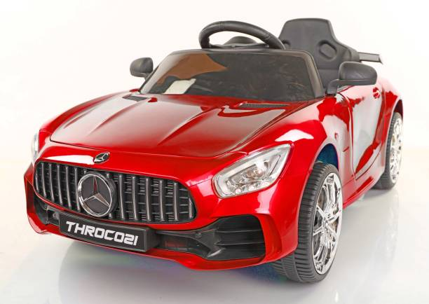 Toyhouse Toyhouse Futuristic Benzy AMG Rechargeable Battery Operated Ride Car Battery Operated Ride On