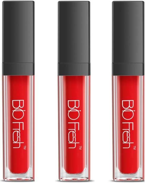 Biofresh Red Liquid Sindoor Triple Combo liquid