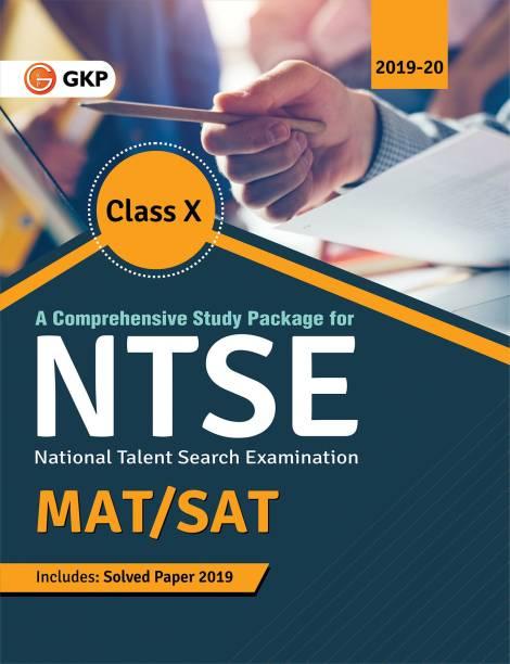 NTSE 2020-21 : Class 10th (MAT + SAT) - Guide