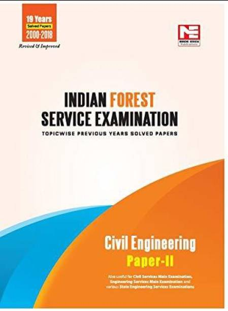 Indian Forest Service (Ifs) Mains -2019 Exam Civil Engineering Previous Years Solved Papers