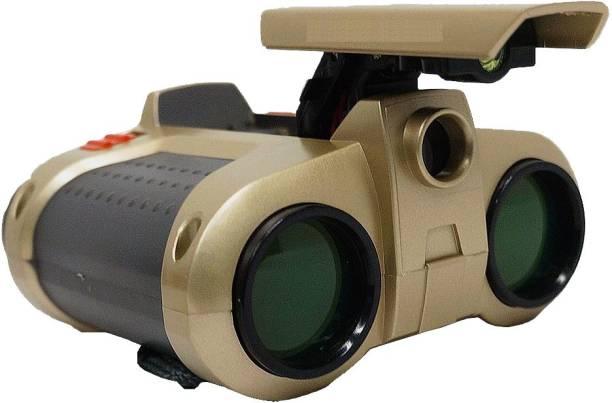 Alpyog Night Scope Toy Binocular With Pop-up Sportlight For Kids