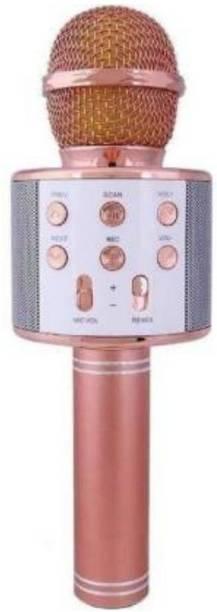 Shreejihub Bluetooth Microphone Speaker Microphone