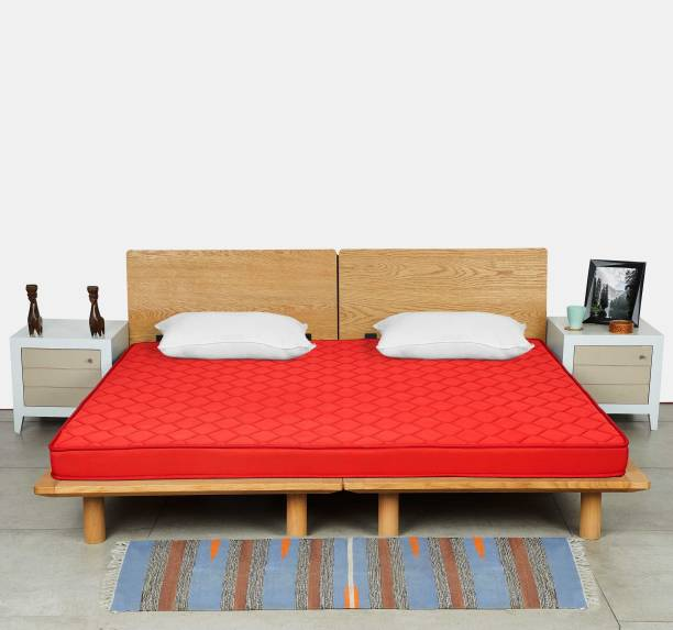 Starlite Discover by Sleepwell Firm PAF 4 inch Double PU Foam Mattress