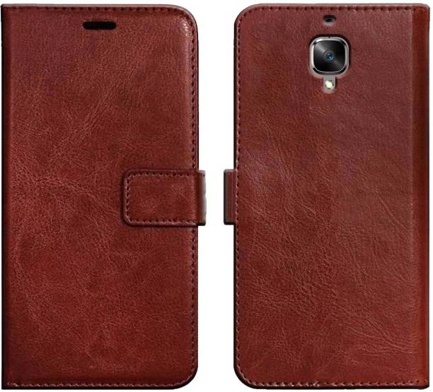 Trap Wallet Case Cover for OnePlus 3T