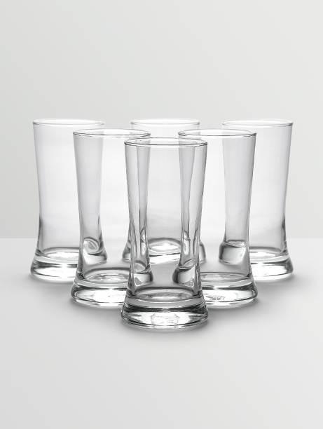 Ocean (Pack of 6) Tango Rock Tumbler (Set of 6)- 315ml Glass Set