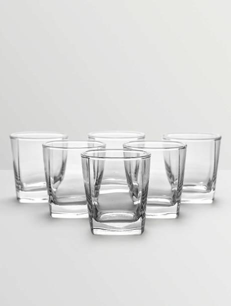 Ocean (Pack of 6) Plaza 6 pcs Glass Set -195ml Glass Set