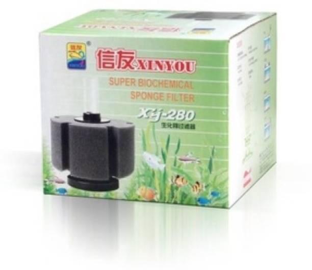 XINYOU XY-280 Super Biochemical Sponge Filter Sponge Aquarium Filter