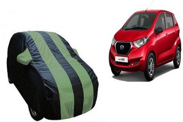 Frap Car Cover For Datsun Go (With Mirror Pockets)