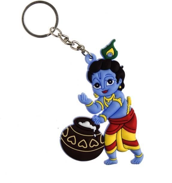 AVI Krishna With Open Bottle Key Chain