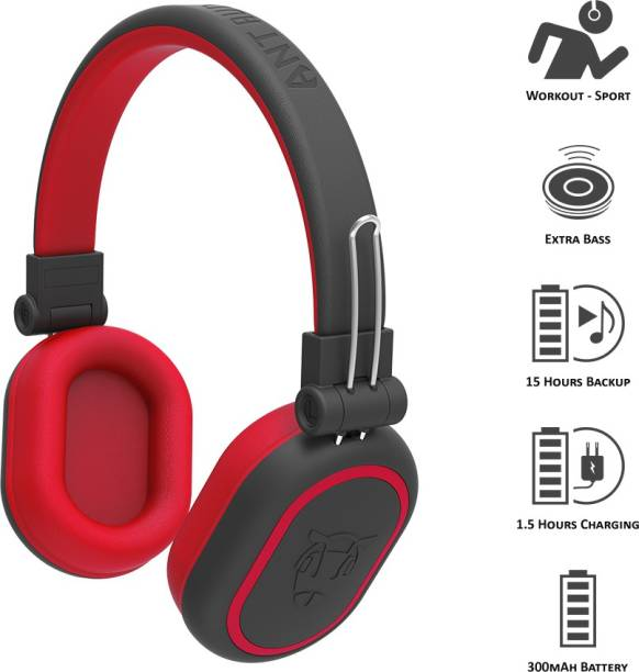 ANT AUDIO Treble 1200 HD Premium Bluetooth Headset
