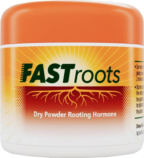 DIVINE TREE Fastroots Dry Powder Rooting Hormone. Manure