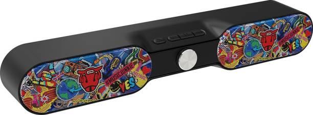 ANT AUDIO Treble X 1000 with TWS Technology 10 W Bluetooth Speaker