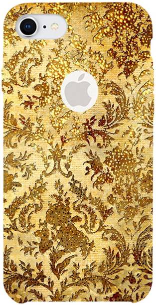 SmartNxt Back Cover for Apple iPhone 8 (Logo Cut)