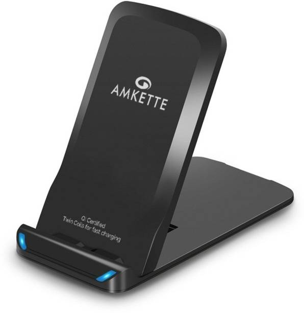 Amkette Power Pro Air 600 Qi Certified Wireless Charging Pad