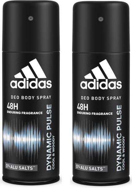 ADIDAS Dynamic Pulse Combo Deodorant Spray  -  For Men