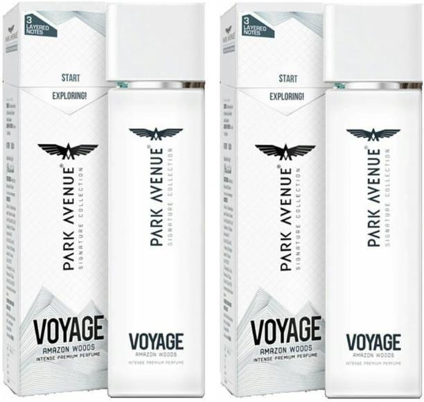 PARK AVENUE Signature Collection VOYAGE AMAZON WOODS INTENSE PREMIUM PERFUME Perfume Body Spray  -  For Men
