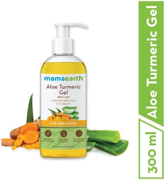 MamaEarth Aloe Vera Gel From 100% Pure Aloe Vera Plant For Face