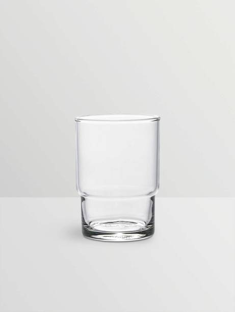 Ocean (Pack of 6) Stack Glass (Set of 6)- 200ml Glass Set