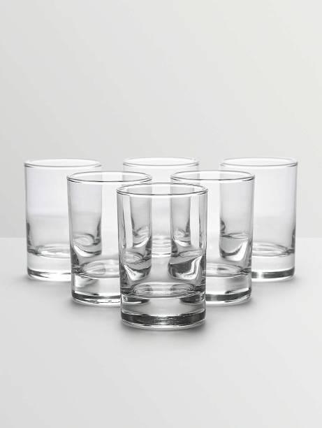 Ocean (Pack of 6) San Marino 6pcs Glass Set- 175ml Glass Set