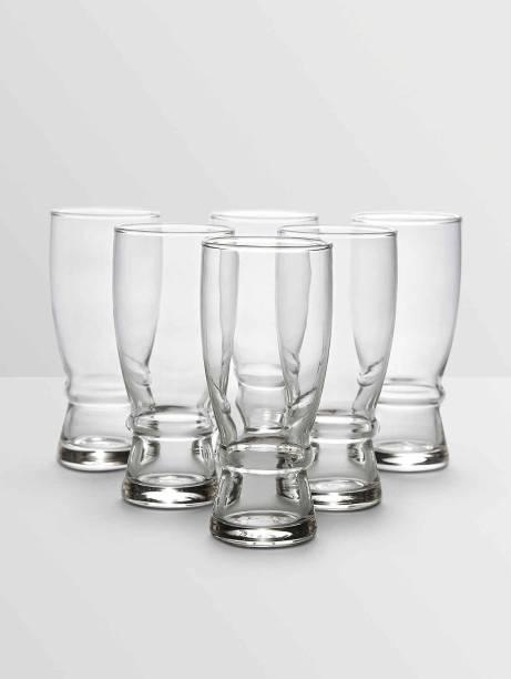 Ocean (Pack of 6) Hansa Glass (Set of 6)- 375ml Glass Set