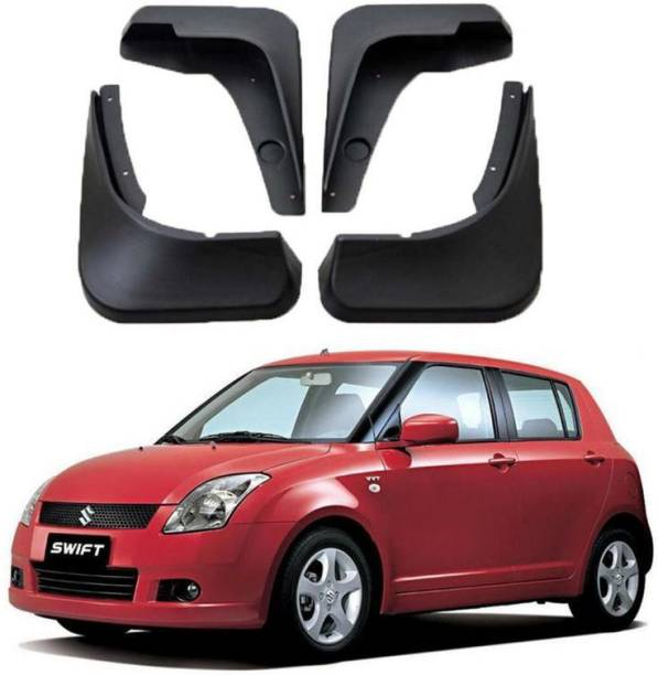 Sitwell Front Mud Guard, Rear Mud Guard For Maruti New Swift 2018