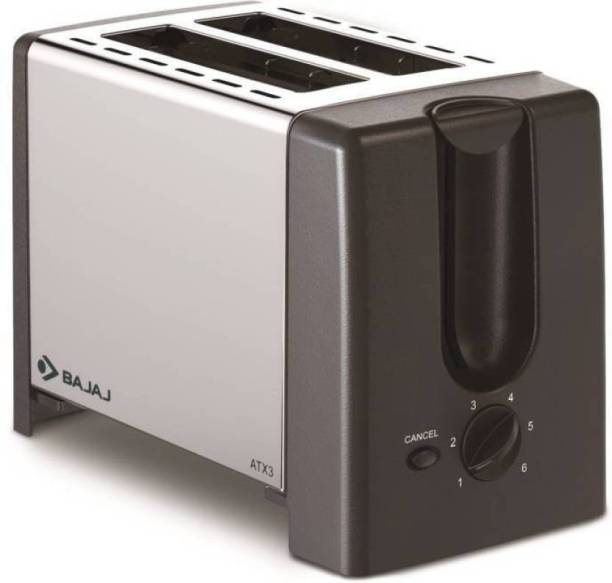 BAJAJ ATX 3 750 W Pop Up Toaster
