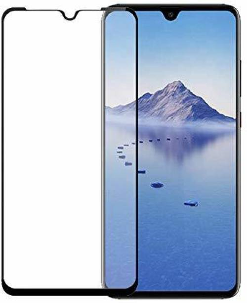 shrino Edge To Edge Tempered Glass for Shrino Huawei P30 Pro 11D Tempered Glass,Full Coverage Tempered Glass,9H Hardness,2.5d D, Ultra Clear, Anti Scratch Free Anti Finger Print For Huawei P30 Pro - Black