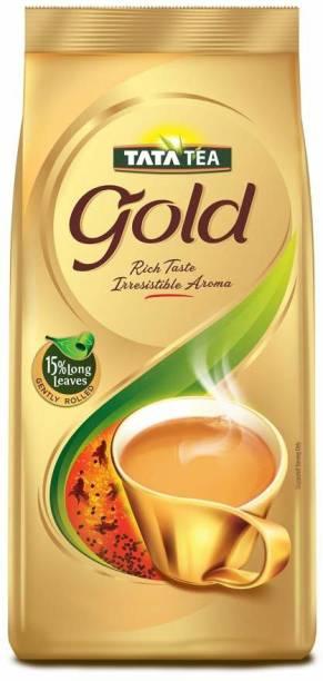 Tata Tea Gold 500g pack Tea Pouch