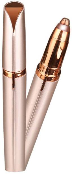 Flawless Eyebrows Remover Electric Trimmer  Runtime: 30 min Trimmer for Women