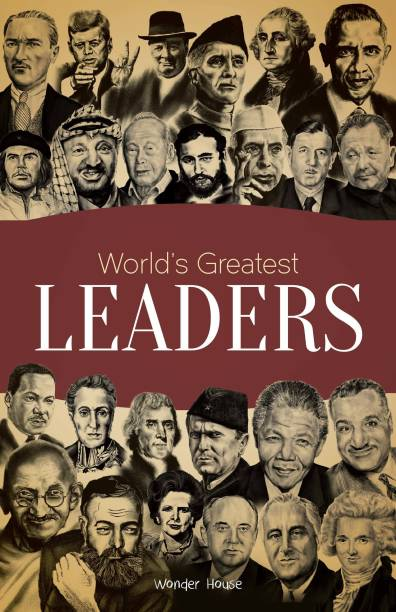 World's Greatest Leaders - By Miss & Chief